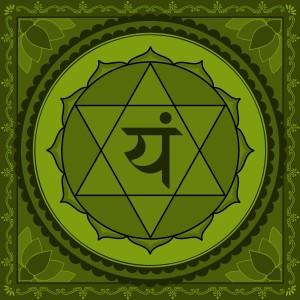 heart chakra image